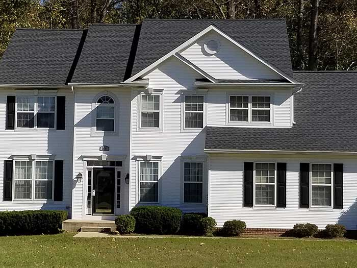 Asphalt Shingle Roof Replacement