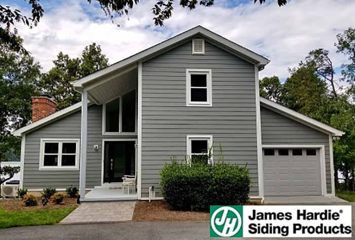 James Hardie Cedar Siding