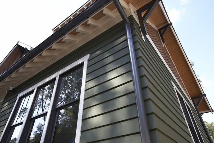 Soffit and Trim Installation